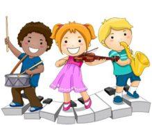 معجزه موسیقی بر کودکان