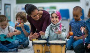 فواید آموزش موسیقی برای کودکان